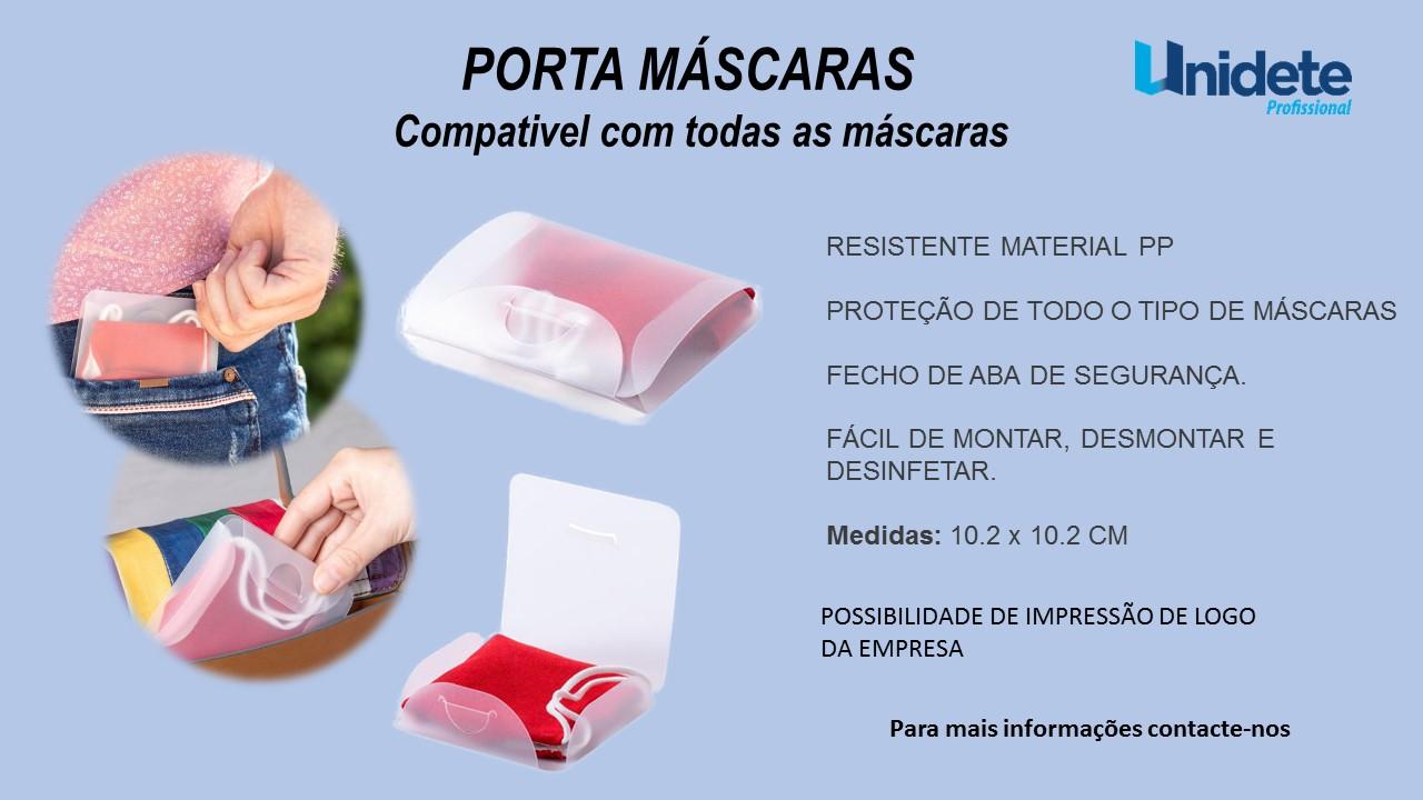 PORTA MASCARAS